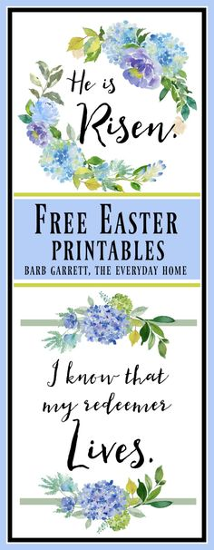 EASTERSCRIPTURES Pinterest Easter bible verses, Easter - free printable religious easter cards