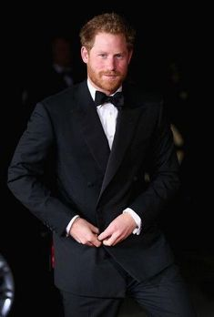 Charming Prince Harry