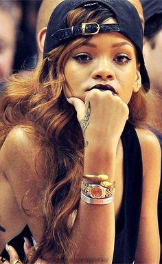 <3   it's Rihanna