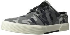 Polo Ralph Lauren Men's Faxon Low Sneaker *** You can get additional details at the image link.
