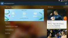 Quem quiser acompanhar a Copa do Mundo em detalhes pode baixar um app lançado pela FIFA nesta sexta-feira (29/11) para Android e iOS. O app, que já apresenta notícias relativas à Copa, vídeos institucionais, fotos de jogadores, durante o Mundial disponibilizará informações em tempo real dos jogos. Os links estão na Veja.