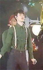 kyungsoo, control yourself pls #EXO #D.O