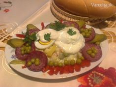 Food Decoration, Russian Recipes, Food Art, Appetizers, Eggs, Favorite Recipes, Breakfast, Polish, Morning Coffee