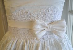 First Communion Dress, Holy First Communion Dress, White Communion Dresses, Couture Communion Dress, Flower Girl Dress, Birthday Dress