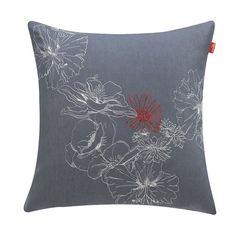 Seaside Cushion Cover Denim byEsprit