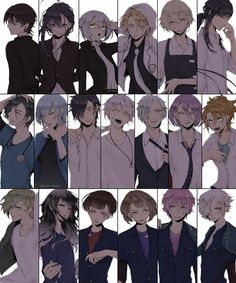 Find images and videos about anime boys, touken ranbu and bishounen on We Heart It - the app to get lost in what you love. Anime Sexy, Hot Anime Boy, Anime Love, Touken Ranbu, Manga Boy, Manga Anime, Anime Art, Character Inspiration, Character Design