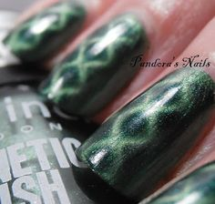 Nails Inc Spitalfields - Fishnet Magnetic