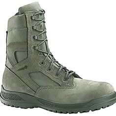 610ST Belleville Men s Tactical Combat Safety Boots - Sage Green 92b9e99b3c