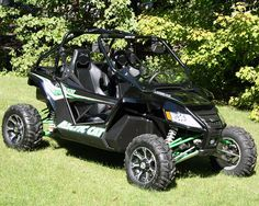 Artic Cat is an industry leader in snowmobile design and manufacturing, & the company has also branched out into building all-terrain vehicles (ATV's) and Side-by-Side utility vehicles