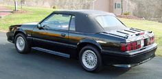 89 mustang gt convertible - Google Search