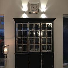 """@ellen_madsen har fått """"Manhattan Lux 170""""skapet sitt plassert i stuen. Se så lekkert det ble Vi gleder oss til flere bilder"""