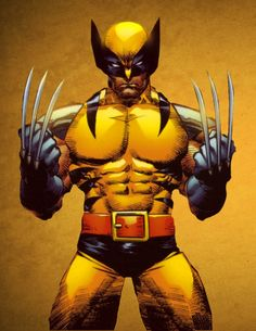 Wolverine - Mike Deodato Jr.