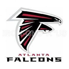 "Atlanta Falcons Logo Iron on NFL Football Sports T Shirt Transfer N1459 - IRON-ONS""R""US™ l Your One Stop IRON-ON Super Shop"
