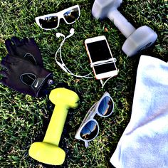 We're ready to sweat with these outdoor work out essentials. REKS lightweight lenses won't budge or break