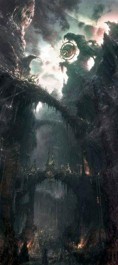 40 Mindblowing Sci-Fi 3D Renderings: The Universe In CGI - Blog - CGTrader.com Tobias Trebeljahr
