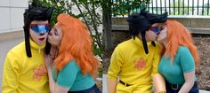 Image result for powerline and roxanne