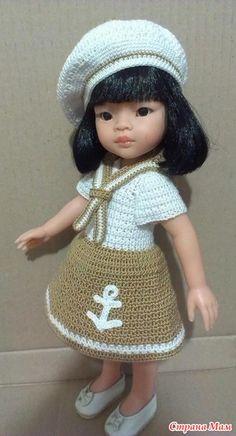 Морячка Лиу.