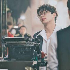 just for the dreamers Korean Male Actors, Handsome Korean Actors, Korean Celebrities, Asian Actors, Netflix Dramas, Yoo Ah In, Weightlifting Fairy Kim Bok Joo, Korean Drama Movies, Manga Couple