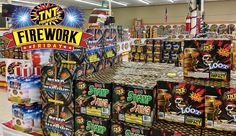 It's Firework Friday!  Which TNT Fireworks do you like the best?  #FireworkFriday #TNTFireworks #Fireworks