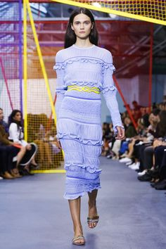 Peter Pilotto Ready To Wear Spring Summer 2016 London - NOWFASHION