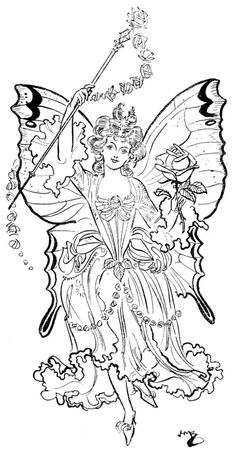 tasy fairy coloring pages lrg coloring page for kids and adults from peoples coloring pages fantasy coloring pages