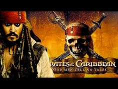 Pirates of the Caribbean 5: Dead Men Tell No Tales (2017) /  FAN movie t...
