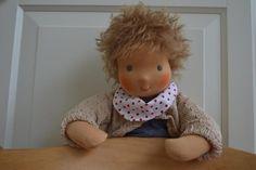 * . + . * + ZAUBERHAFT * . + . * +Reserviert von Hermis Puppenstube  - ♥ -  Puppenmachen ist Herzenssache - ♥ - Stoffpuppen zum Liebhaben gemacht ! auf DaWanda.com