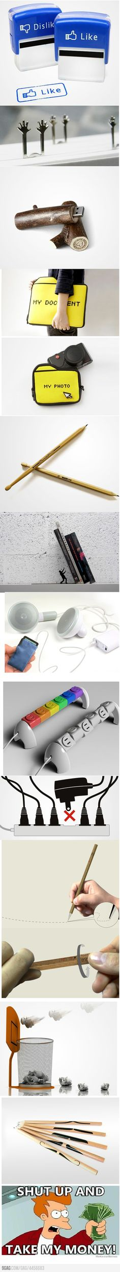 Giant earphones? Your argument is invalid. #want