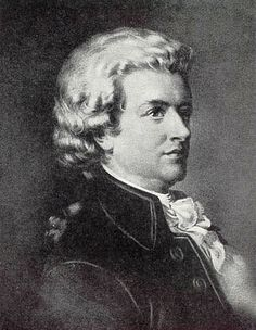 Wolfgang Amadeus Mozart   Prolific and influential composer of the Classical era. He composed over 600 works, many acknowledged as pinnacles of symphonic, concertante, chamber, operatic, and choral music. Mozart showed prodigious ability from his earliest childhood in Salzburg. Already competent on keyboard and violin, he composed from the age of five and performed before European royalty   Austria   1756 - 1791