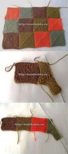 domihobby.ru Knitting Charts, Knitting Patterns, Crochet Bikini, Blanket, Crocheting, Hand Knitting, Bed Covers, Sacks, Patterns