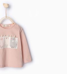Image 1 of Little cats top from Zara