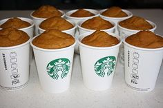 Not So Simple Housewife: Pumpkin Spice Latte Cupcakes