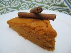 """3 Ingredient Paleo Sweet Potato """"Pie"""" - My favorite sweet potato pie. I add maple syrup over the top before cooking. It caramelizes around the edges! #justeatingrealfood"""
