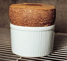 Hot Chocolate Souffle - Chef Gordon Ramsay