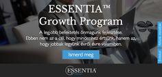 Growth Program - A növekedés programja.