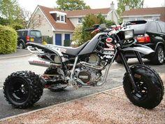 Honda atc 450r