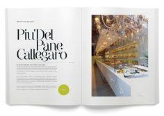 Le Fourquet Magazine No.11 by La Tortilleria , via Behance