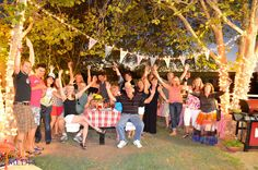 Backyard BBQ DLH Events