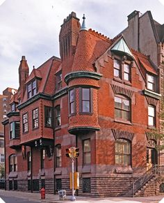 Robert Lewis House (1886) Philadelphia – Frank Furness
