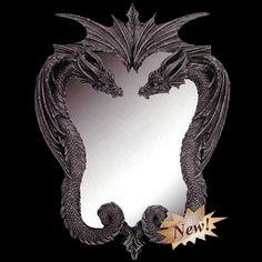 Two Dragon Mirror