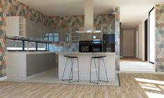 Kuchnia w Szczecinie, Podjuchy, 2017 – REMA DESIGN Table, Furniture, Design, Home Decor, Decoration Home, Room Decor, Tables, Home Furnishings