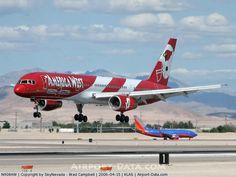 america west airlines | America West Airlines - 'Arizona Cardinals' / 1989 Boeing 757-2G7