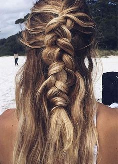 Summer Hairstyle Trends & Ideas For Girls