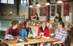 Lanhydrock Park Cafe © National Trust