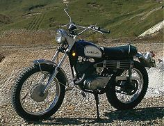 250 Kawasaki Sidewinder - great bike, only had it for a short while.