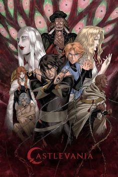 Alucard Castlevania, Castlevania Netflix, Ghibli, Castlevania Wallpaper, Manga News, Live Action Movie, All Episodes, Animation Series, Season 3