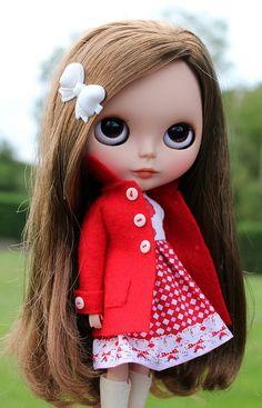 .Blythe Doll