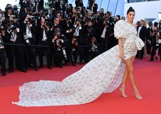 See Every Red Carpet Look From the 2017 Cannes Film Festival - Kendall lJenner
