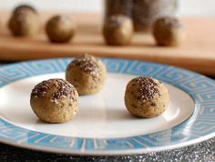 Chai Chia Protein Bites | Made Just Right by Earth Balance