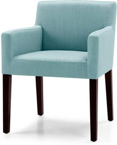 Wilton Chair in teira blue makes a versatile and stylish addition to any home. Perfect as a dining chair or an elegant occasional chair. Boardroom Chairs, Occasional Chairs, Commercial Design, Decoration, Chair Design, Home Furniture, Accent Chairs, Dining Chairs, Dining Room